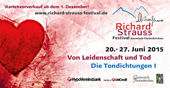 Richard Strauss Festival 2015