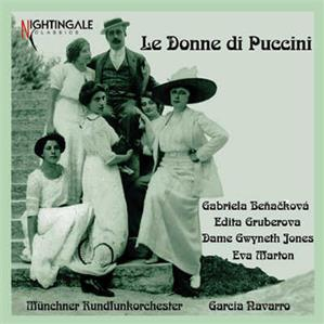 Le Donne di Puccini / Nightingale Classics