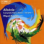 I. Albéniz<br />Complete Piano Music Vol. 1