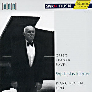 Svjatoslav Richter<br />Piano Recital 1994