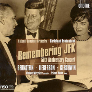 Remembering JFK<br />50th Anniversary Concert