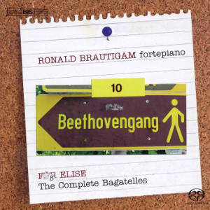 Beethovengang<br />Complete Works for Solo Piano Vol. 10