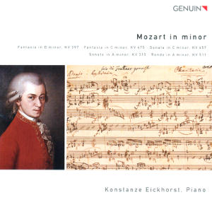Mozart in minor / Genuin