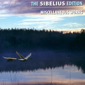 The Sibelius Edition Vol. 13<br />Miscellaneous Works
