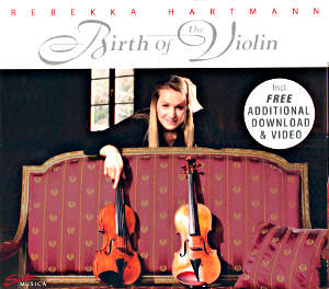 Birth of the Violin / Solo Musica
