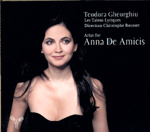 Arias for Anna De Amicis / Aparté