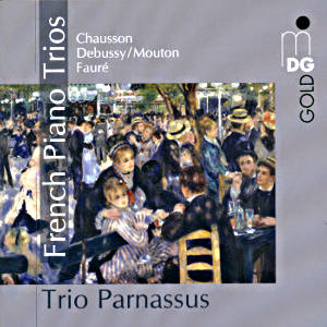 French Piano Trios / MDG