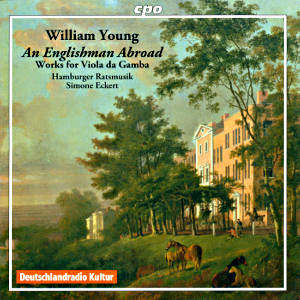 William Young, An Englishman Abroad / cpo