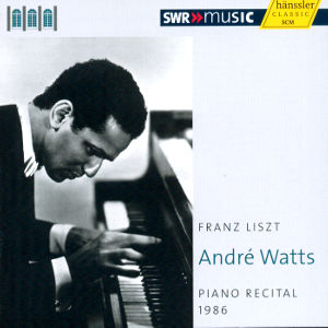 André Watts<br />Piano Recital 1986