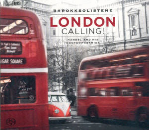 London Calling!<br />Handel And His Contemporaries