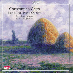 Constantino Gaito<br />Chamber Works for Piano & Strings