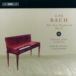C.Ph.E. Bach, Keyboard Concertos Vol. 18 / BIS