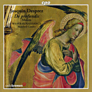 Josquin Desprez, Psalmvertonungen • Psalm Settings / cpo