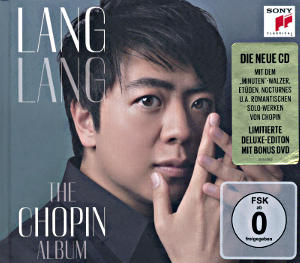 Lang Lang, The Chopin album / Sony Classical