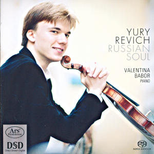 Yuri Revich, Russian Soul / Ars Produktion