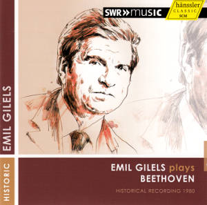 Emil Gilels plays Beethoven / SWRmusic