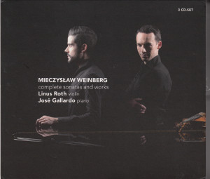 Mieczyslaw Weinberg<br />Complete Sonatas and Works