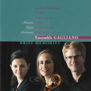 Ensemble Gagliano, Brief Memories / Classicclips