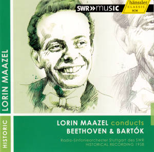 Lorin Maazel conducts Beethoven & Bartók / SWRmusic