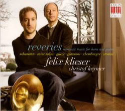 Reveries, romantic music for horn and piano / Berlin Classics