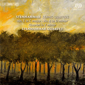5 Stenhammar<br />String Quartets Vol. 2