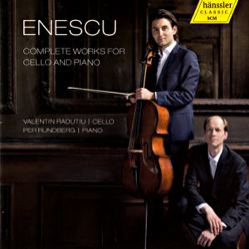 Enescu<br />Complete Works for Cello and Piano