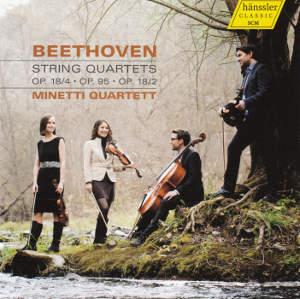 Beethoven<br />String Quartets