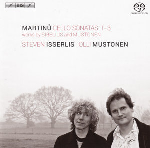 Martinů<br />Cello Sonatas 1-3