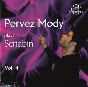 Pervez Mody plays Scriabin Vol. 4 / Thorofon