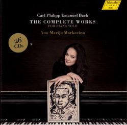 Carl Philipp Emanuel Bach<br />The Complete Works for Piano Solo