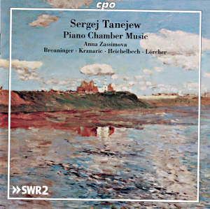 Sergej Tanejew<br />Piano Chamber Music
