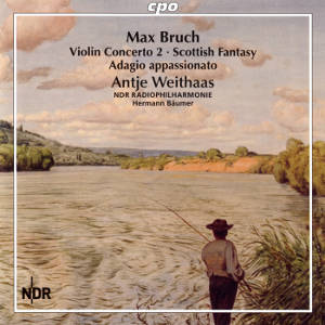 Max Bruch Complete Works for Violin & Orchestra Vol. 1 / cpo
