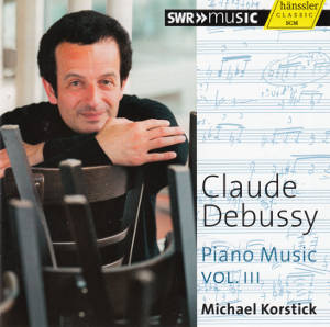 Claude Debussy, Piano Music Vol. 3 / SWRmusic