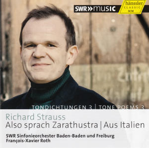 Richard Strauss Tondichtungen 3 / SWRmusic