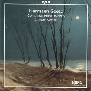 Hermann Goetz<br />Complete Piano Works