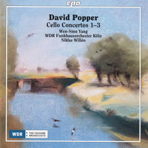 David Popper, Cello Concertos 1-3 / cpo