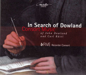 In Search of Dowland / Coviello Classics