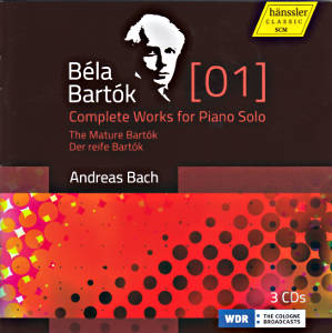 Béla Bartók<br />Complete Works for Piano Solo