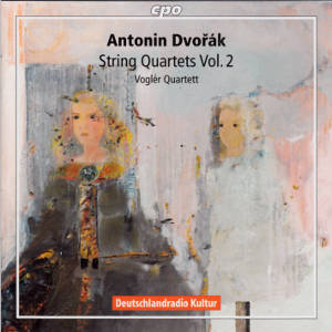 Antonin Dvořák<br />String Quartets Vol. 2