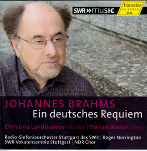 Johannes Brahms, Ein deutsches Requiem / SWRmusic