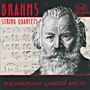 Brahms, String Quartets / Thorofon