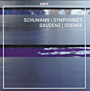 Robert Schumann, The Symphonies / cpo
