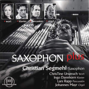 Saxophon plus / Thorofon