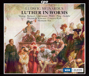 Luther in Worms / cpo