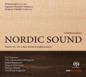 Nordic Sounds, Tribute to Axel Borup-Jørgensen / OUR Recordings