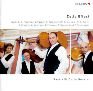 Cello Effect / Genuin