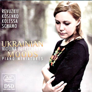 Ukrainian Mood, Piano Miniatures / Ars Produktion