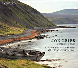 Jón Leifs, complete songs / BIS