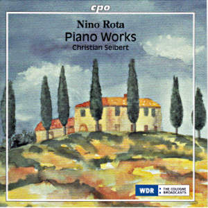 Nino Rota, Piano Works / cpo