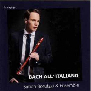 Bach all'italiano / klanglogo